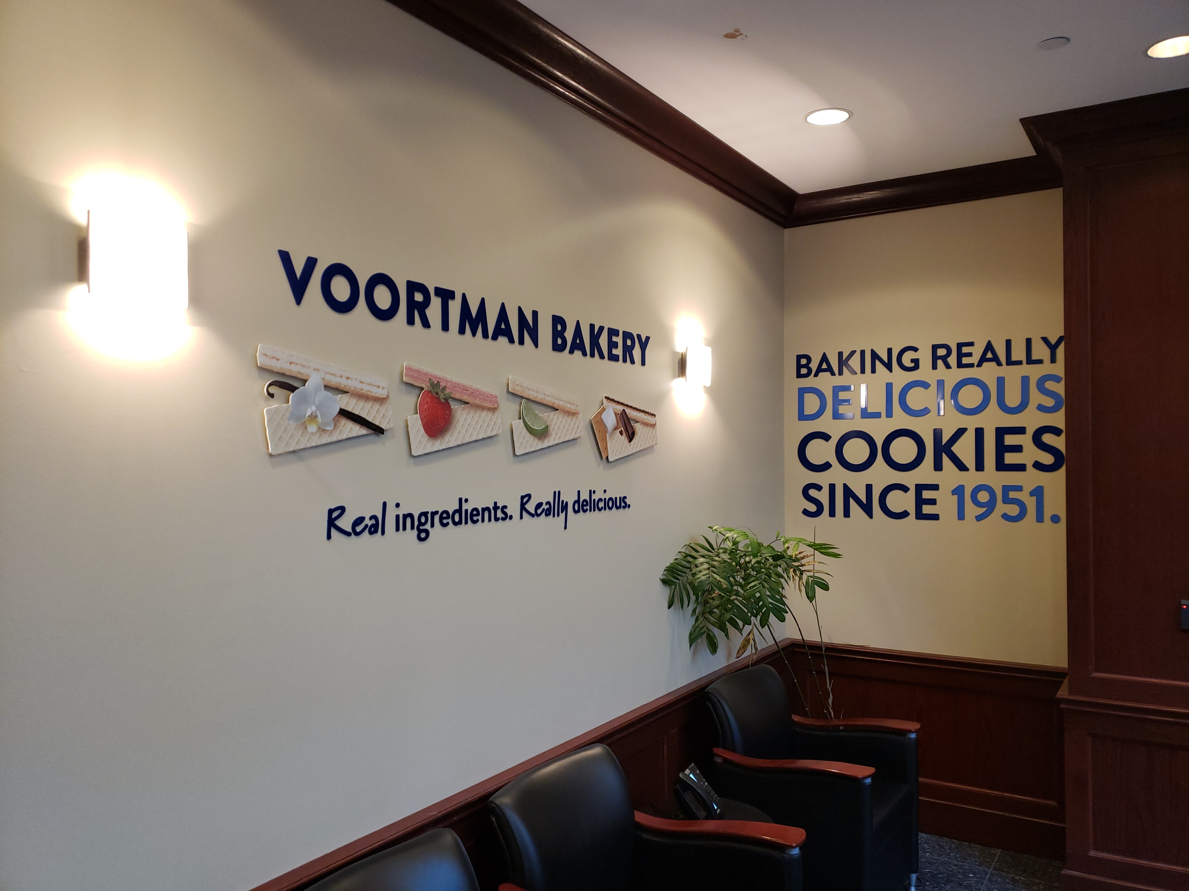 Voortman's Signage Print and Install
