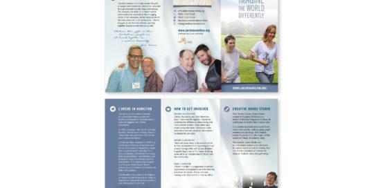 L'Arche Brochure
