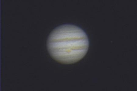 Jupiter with a C90 Mak