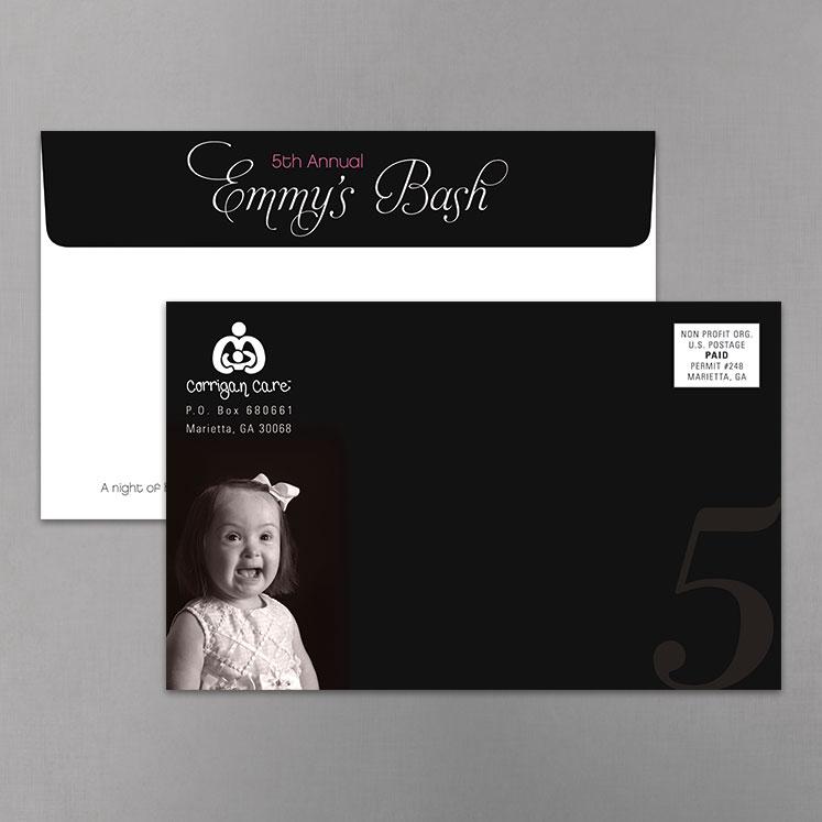 Emmy's Bash Envelope