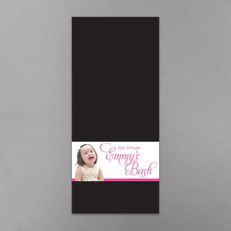 Emmy's Bash Folder Cover