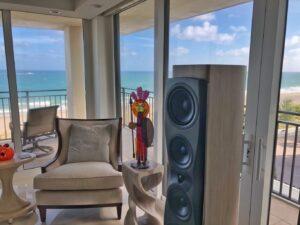 speaker for living room