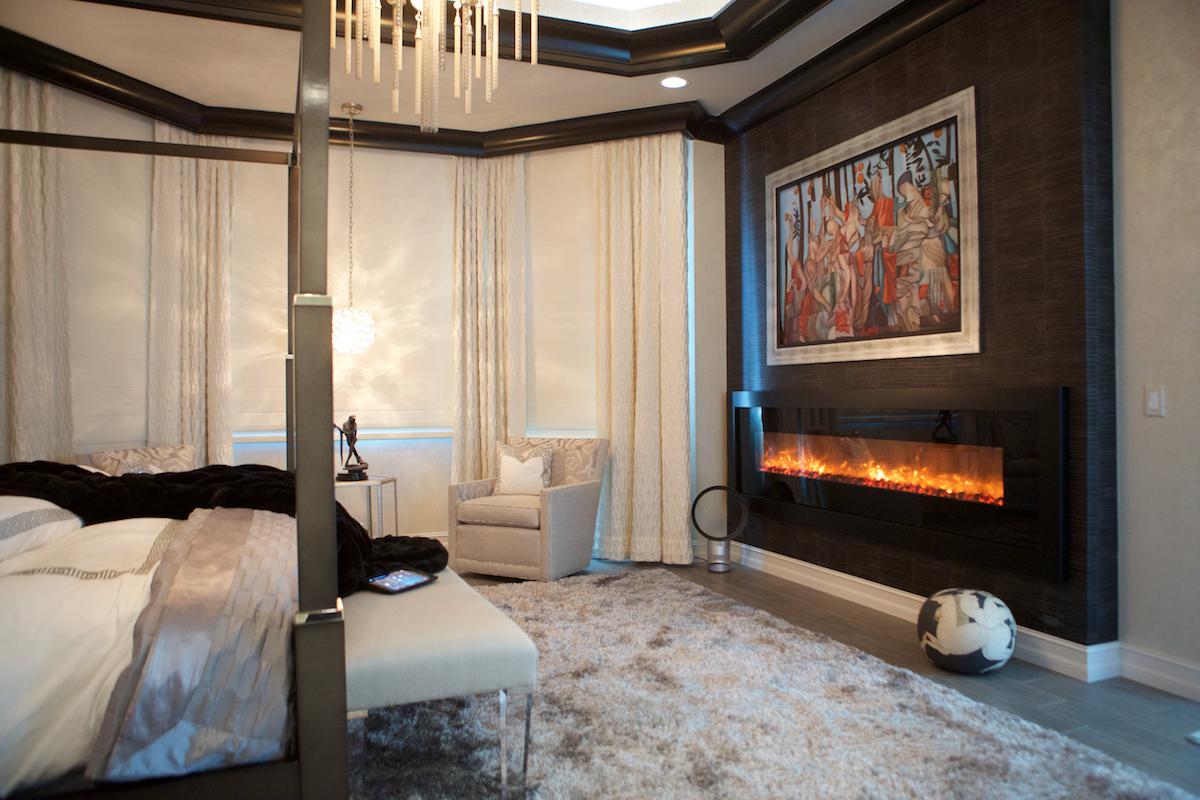 Luxury Bedroom Integrations