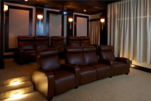 BTA Home Theater Interior