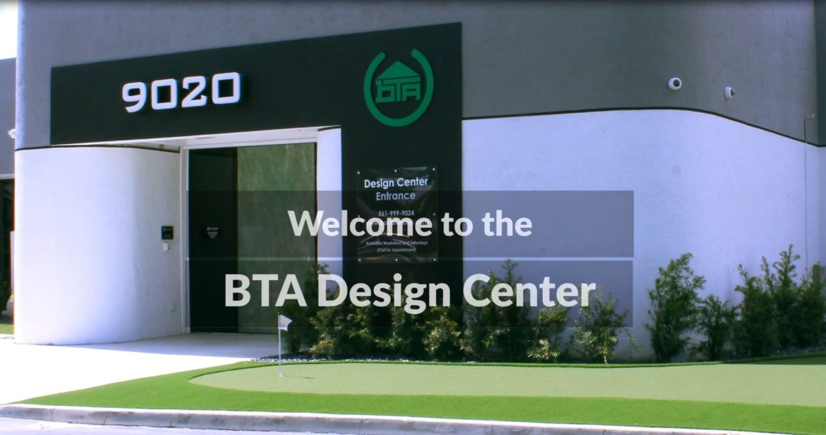 Check this out, a video tour in our Design Center in Boca Raton, Florida. It's impressive!