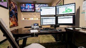 Koolik Tech Corner – Inspirational Home Offices