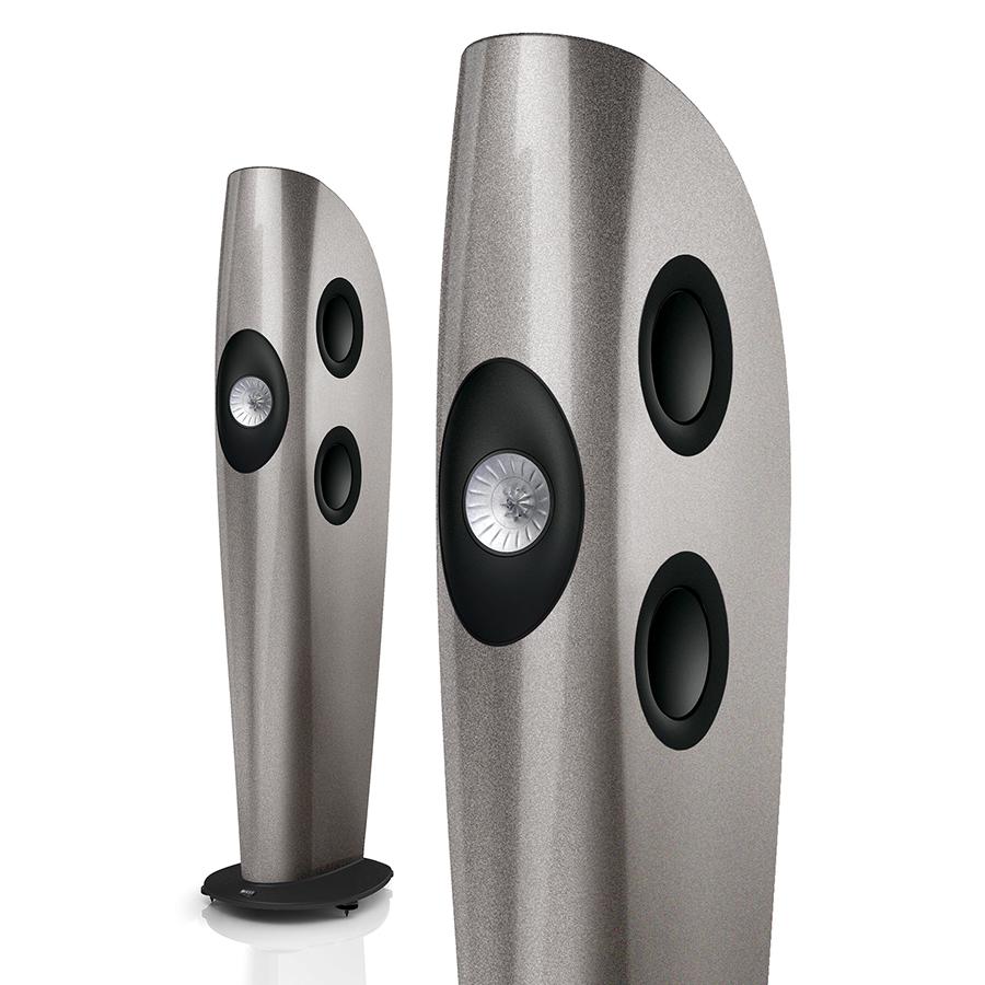 Blade Dark Grey Speakers