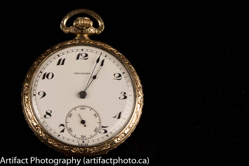 Tavannes Pocket Watch (c.1944)