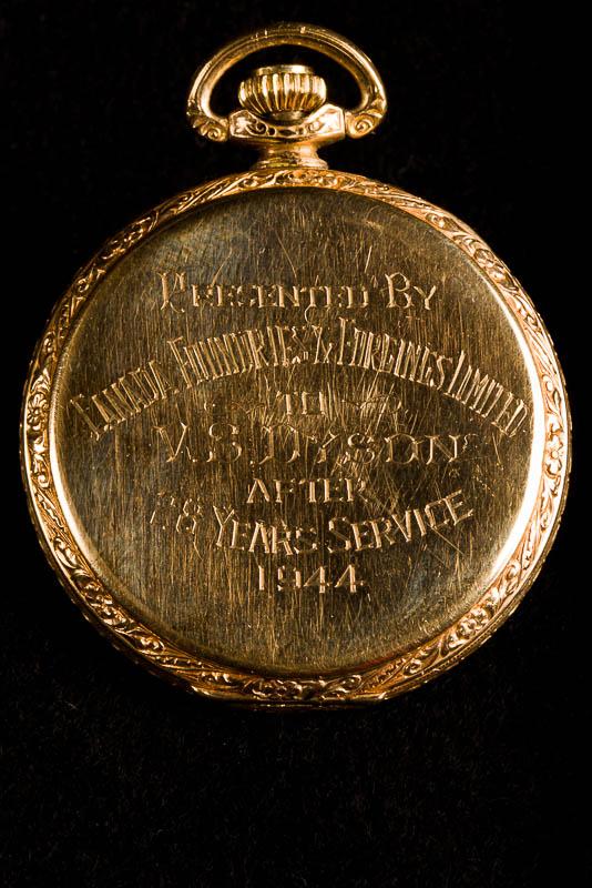 Tavannes Pocket Watch (c. 1944)