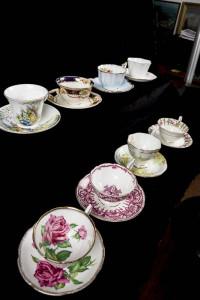 Teacup test #3 - on shelves from side