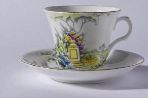 Teacup set #2 - front shot