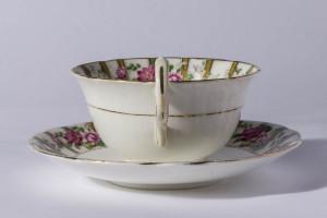 Teacup - handle view