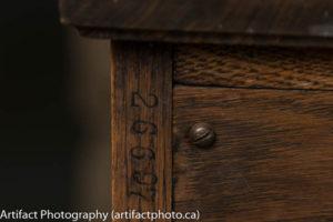 Karn reed organ, serial number 26697