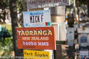 Tauranga, New Zealand 14,050 kms