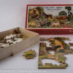 """Victory"" Farmland Wooden Jigsaw Puzzle"