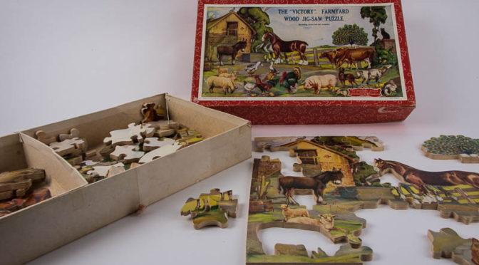"""The """"Victory"""" Farmland Puzzle"""