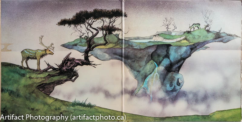 Yessongs second spread