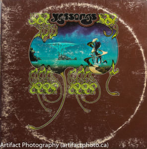 Yessongs front cover