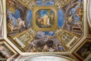 Painted ceiling, Vatican Museum