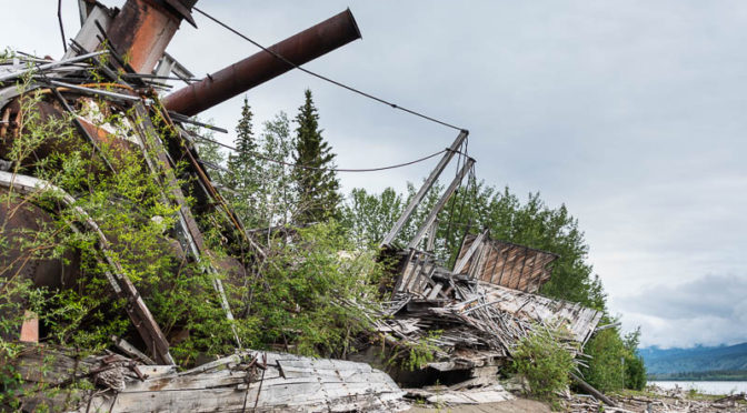 The Steamboat Graveyard