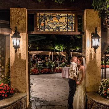 Evening Wedding at Guglielmo Winery Event Center