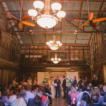 Heritage Room Wedding Guglielmo Winery