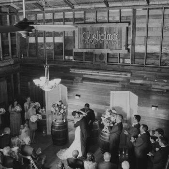 Heritage Room Wedding