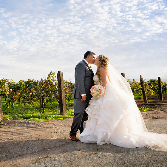 Guglielmo Winery Wedding