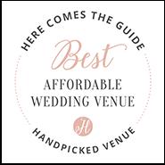 best wedding venue logo