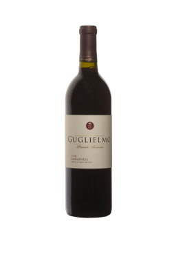 Guglielmo Winery 2015 PR Sangiovese