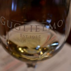 Guglielmo Winery Wine Glass