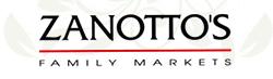 Zanottos Family Market Logo