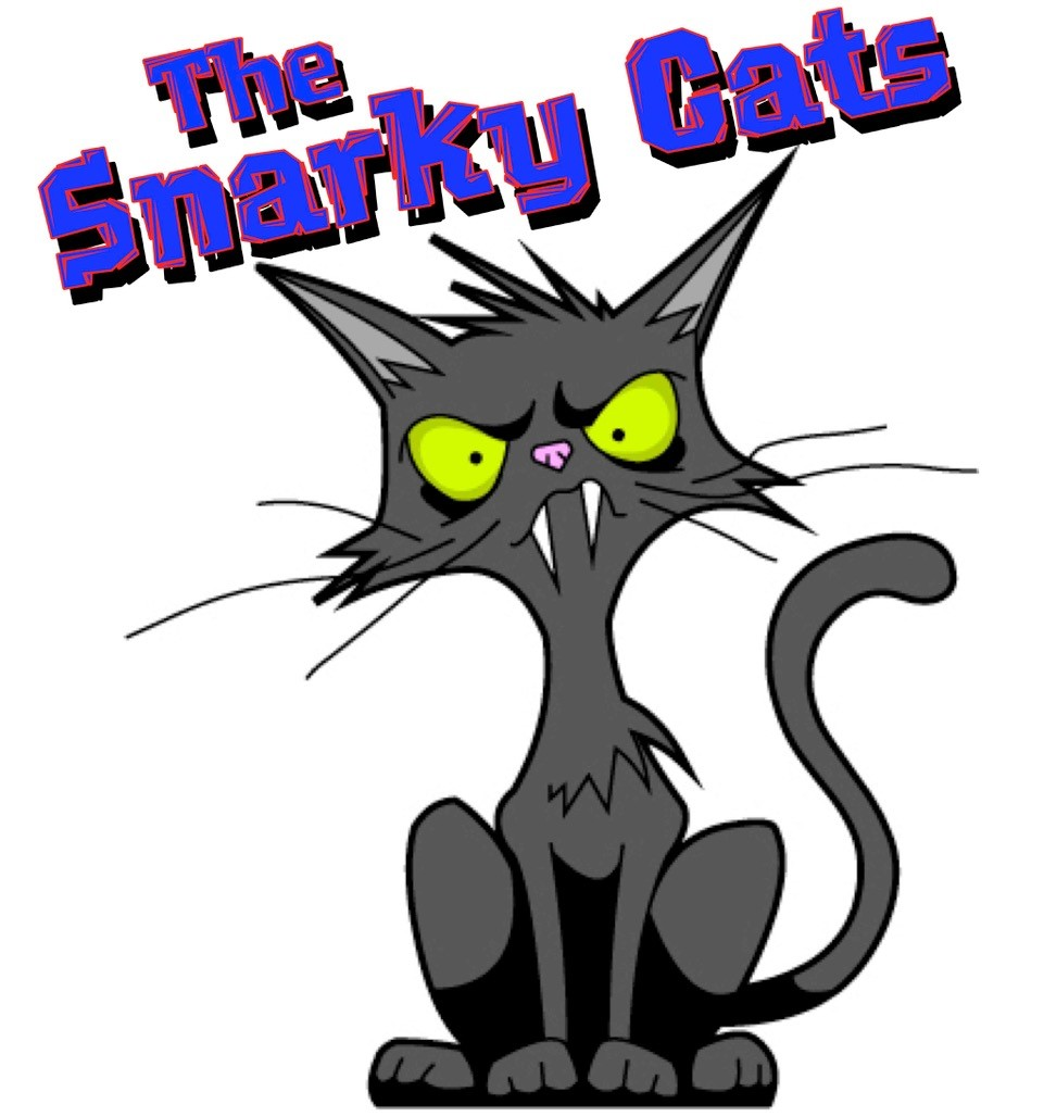 The Snarky Cats Logo