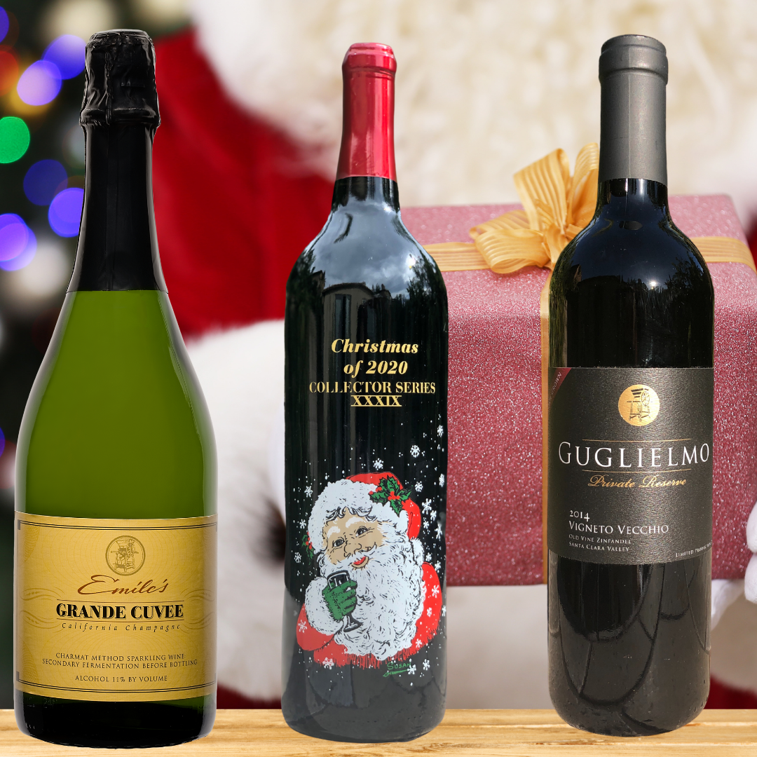 Give the Gift of Guglielmo Wine Club