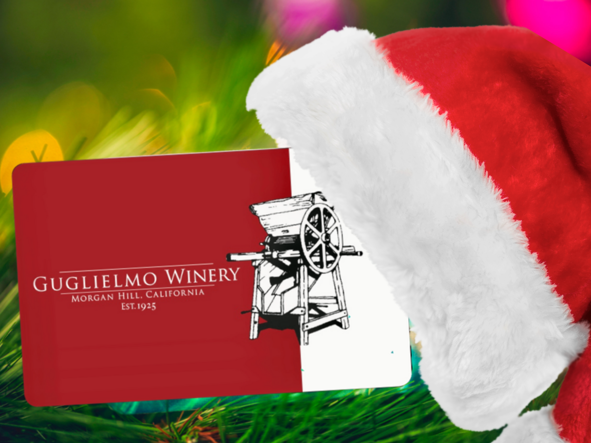 Guglielmo winery Gift Card