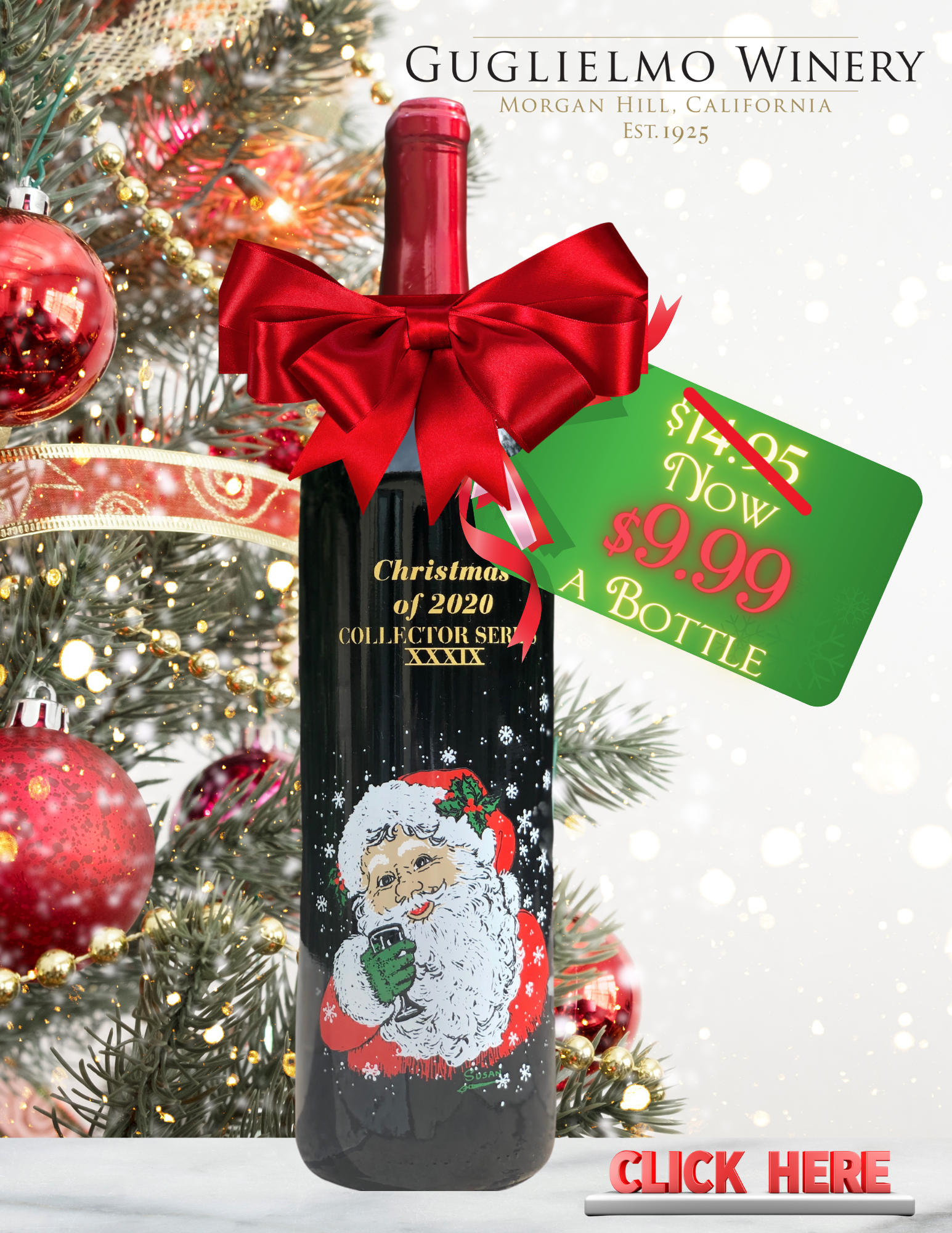 Christmas Wine Sale