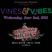 Vines and Vibes, Phil'n The Blanks, June 2nd