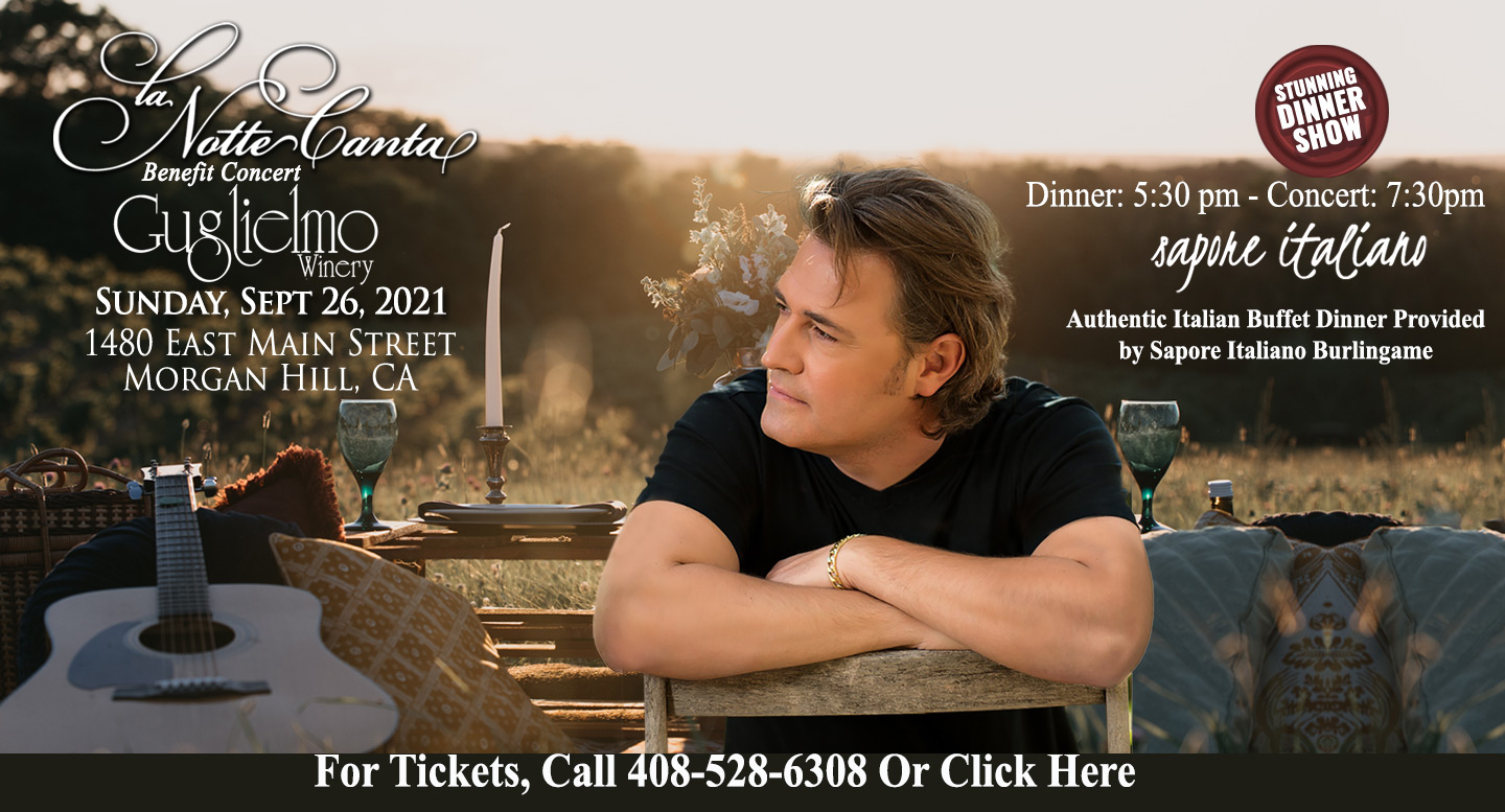 Pasquale Benefit Dinner and Concert