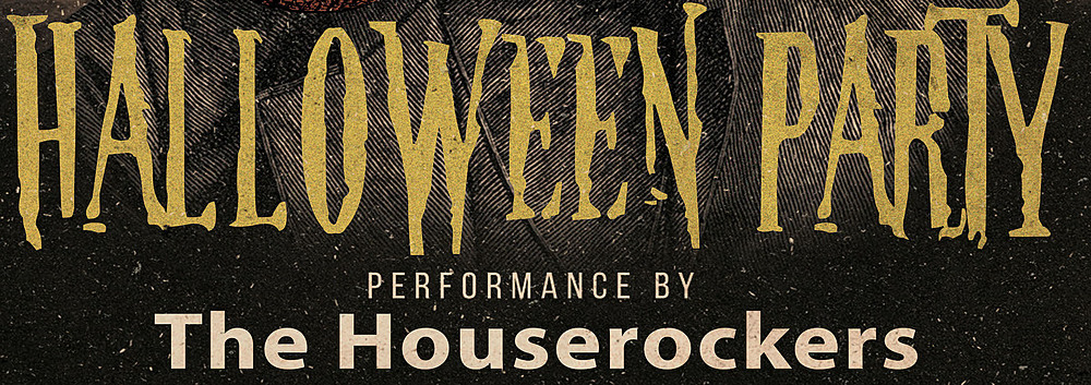Halloween Party at Guglielmo Winery with the Houserockers