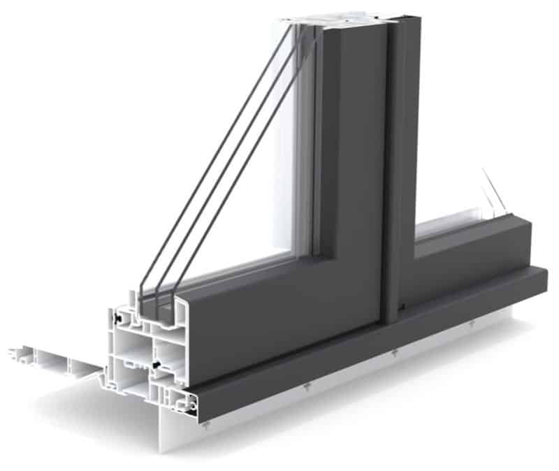High quality windows from Durabuilt for Okanagan builders