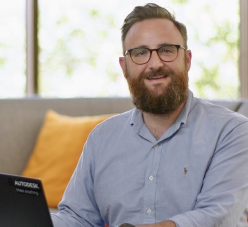 Marcus O'Brien, Senior Product Line Manager