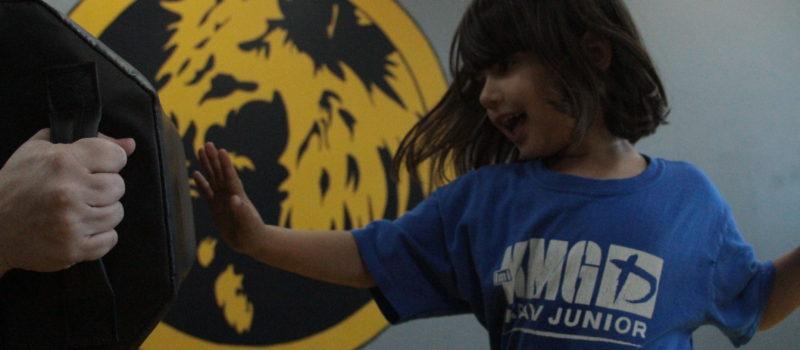 Krav Junior self defense for kids austin tx lions krav maga