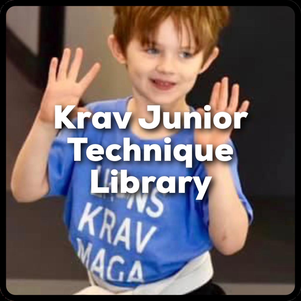 Krav Junior Technique Library Lions Krav Maga