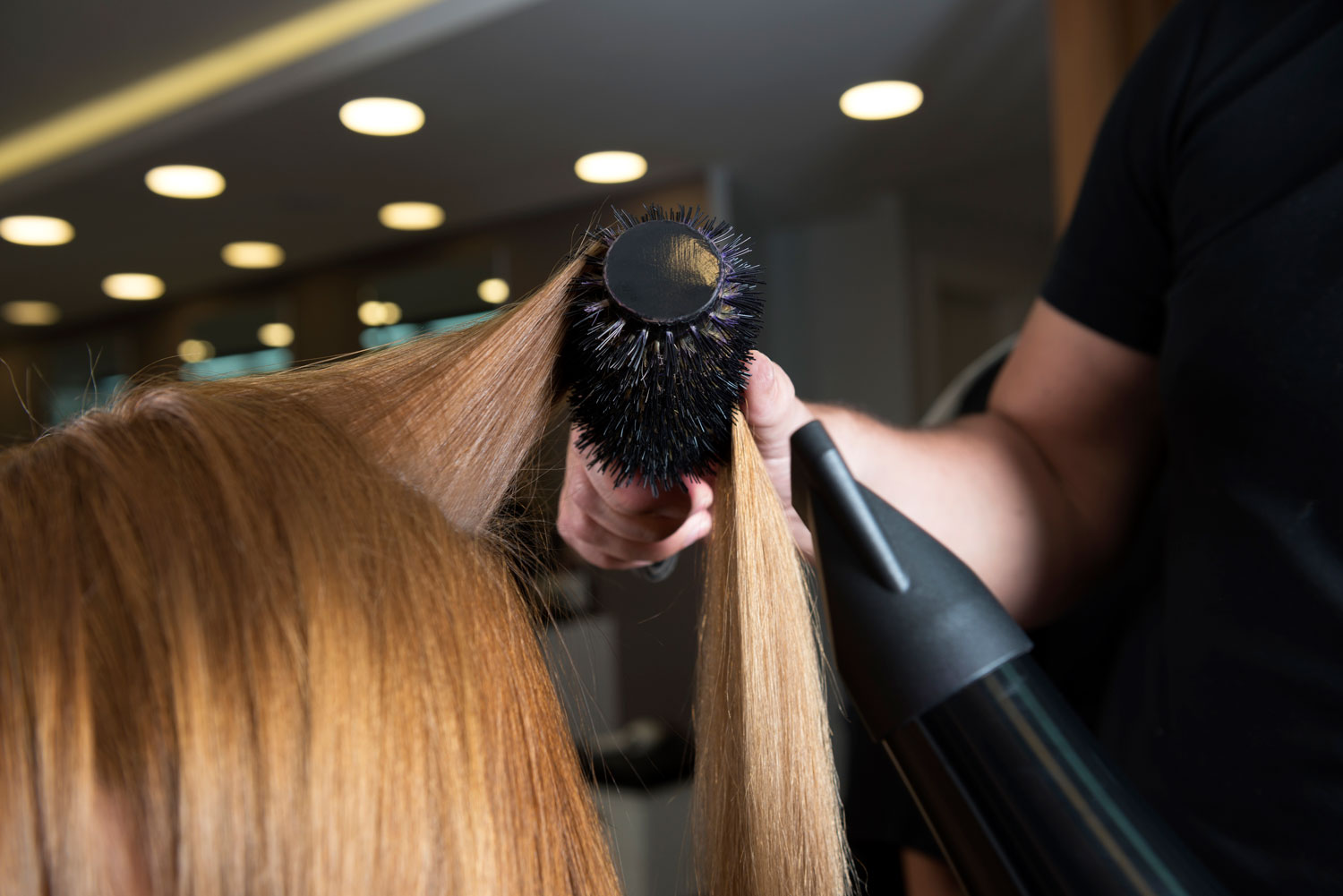 services-blow-dry