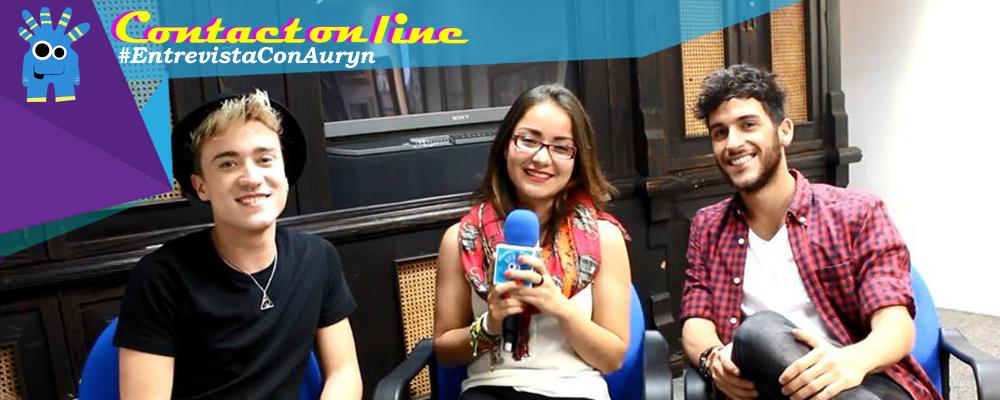 Entrevista Auryn México Contactonline