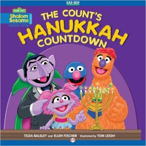The Count Hannukkah