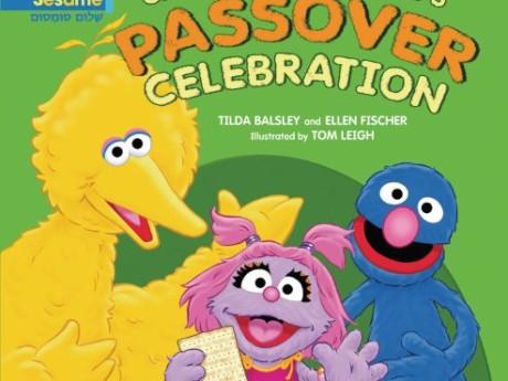 Grover and Big Bird's Passover Celebration
