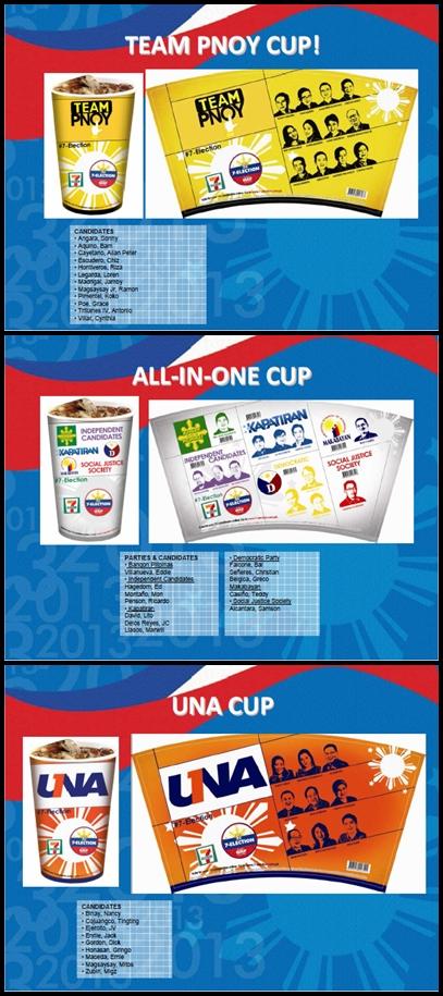 7-11 Gulp cups