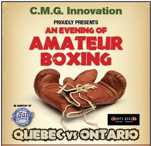 Amateur Boxing Fundraiser