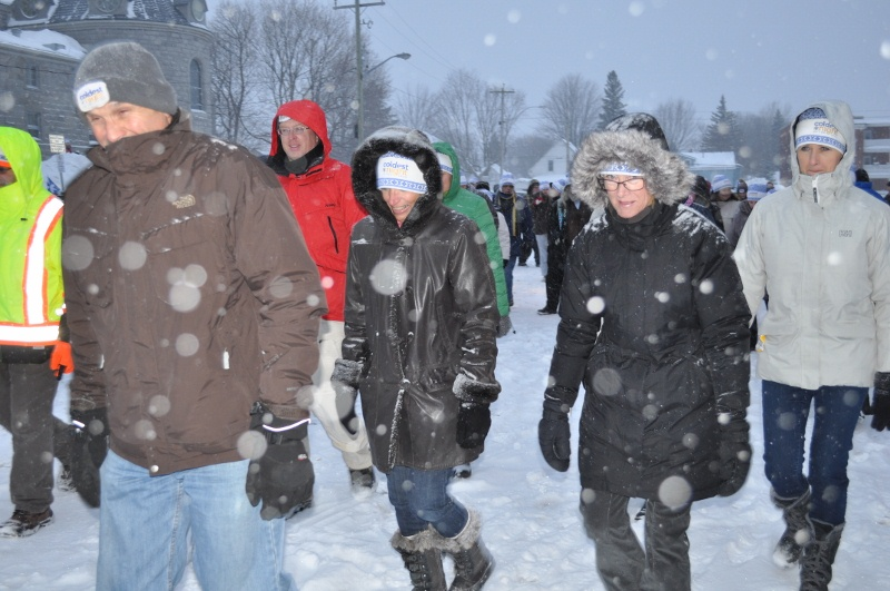 Thank you to everyone who made the Coldest Night of the Year 2015 a success!